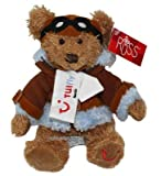 Tui Fly Russ Berrie Nordic Pilots Bear 9
