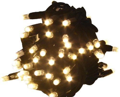 LED-Lichterkette für außen mit 30 hellen LED