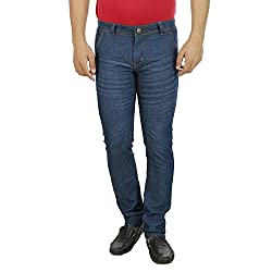 Mens Jeans Offer Low Price Deal Slim Fit Regular Waist (Tint Without Glow, 34)