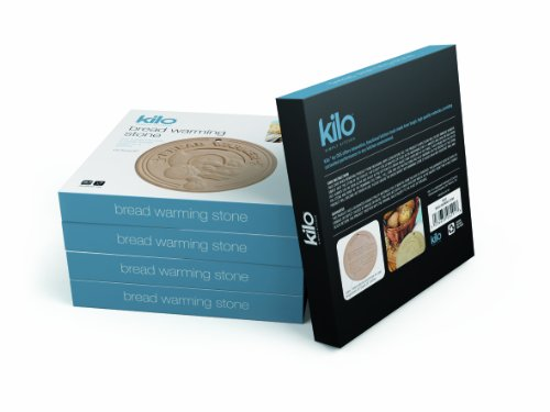 CKS Kilo Traditional Bread Warming Heating Stone 15.5cm/6