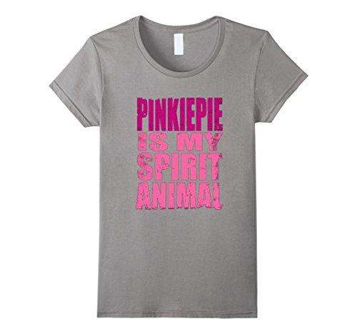 Women's Pinkie Pie is my Spirit Animal Unisex T-Shirt Large Slate (Hoodie Pinkie Pie compare prices)