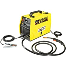 Hot Max 125WFG 125 Amp Gas Ready MIG Welder