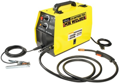 Best value Buy Hot Max 125WFG 125 Amp Gas Ready MIG Welder