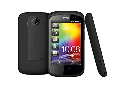 HTC Explorer A310E (Metallic Black)