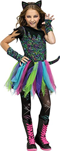 Morris Costumes Wild Cat Child 12-14