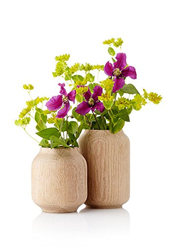 Applicata Poppy Vase (11cm) Eiche