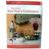 The Martha Stewart Holiday Collection - Martha's New Year's Celebration