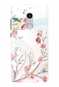 Noise Designer Printed Case / Cover for Xiaomi Redmi Note 4 / Nature / Flower Design