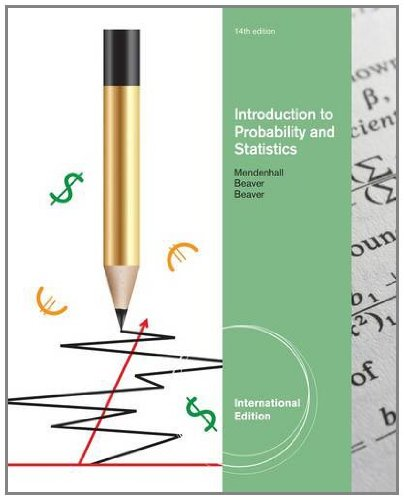 introduction to probability and statistics 14th edition pdf