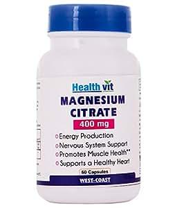 Magnesium citrate india