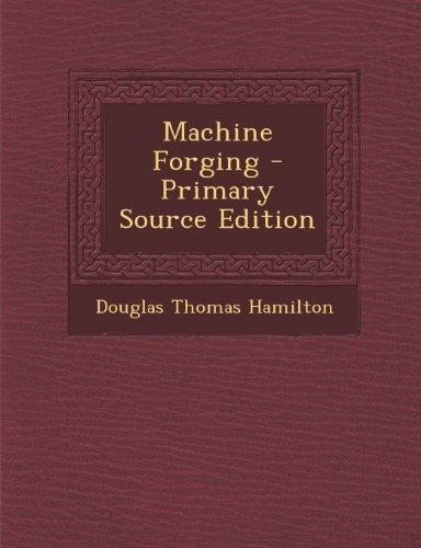 Machine Forging