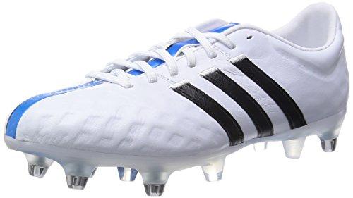 adidas Performance 11 PRO SG M Scarpe da Calcio Pelle Bianco per Uomo Traxion