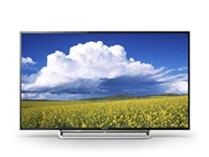 Sony KDL60W630B 60-Inch 1080p 120Hz Smart LED TV by Sony