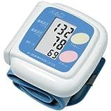 A&D 手首式血圧計 UB-328 ブルー [UB328] おまかせ加圧デジタル血圧計