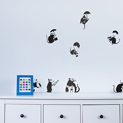 banksy-rats-wall-art-wandtattoo-pack
