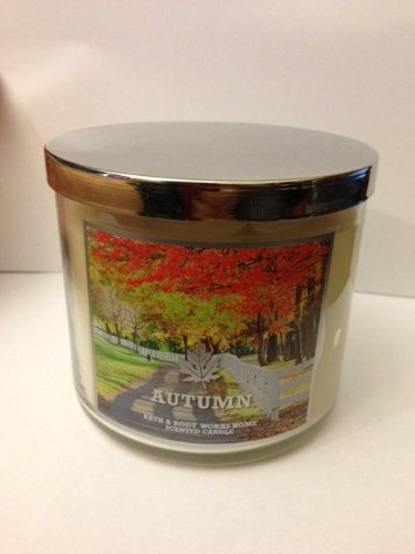 Autumn Candle Bath and Body Works 2013 Edition