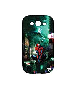 Vogueshell Spiderman Printed Symmetry PRO Series Hard Back Case for Samsung Galaxy Grand Neo