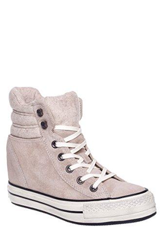 Chuck Taylor All Star Platform Collar Sneaker Wedge