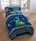 Disney Monster University Scare-Care Comforter Set, Full