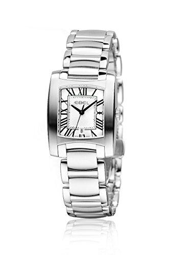 Ebel 1216036 - Reloj para mujeres, correa de acero inoxidable