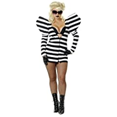 Lady G Prison Dress Costume