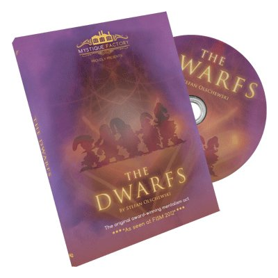 The Dwarfs by Stefan Olschewski - DVD