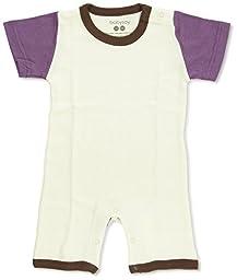 Babysoy Modern Romper - Soy - 0-3 months