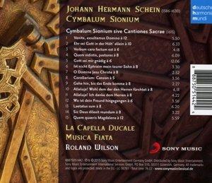 Johann Hermann Schein: Cymbalum Sionium from Sony Music Classical
