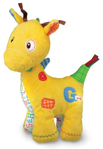 """Smarty Kids: """"G""""Is For Giraffe Waggy Action Musical By Kids Preferred"""
