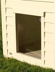 New Age Pet  Large Dog House Door Flap