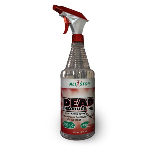 All Stop Dead Bed Bugs Contact Killing Spray :: Non-Toxic Eco-Friendly Bed Bug Spray