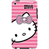 Hello Kitty iPod Touch 4 Case, Pink Blink