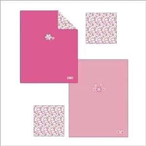 Sugar & Spice Polar Fleece Blanket Color: Light Pink
