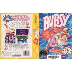 Bubsy - Sega Genesis
