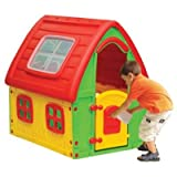 Mad Dash Fairy Childrens Plastic Playhouse