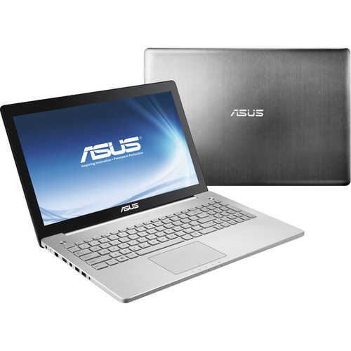 エイスース ASUS ノートパソコン Laptop Full-HD タッチスクリーン Touchscreen N550JK-DS71T 15.6Inch 【Core i7-4700HQ 2.4GHz/8GB RAM/1TB HDD/Windows 8】米国版 US version Keyboard OS 【並行輸入品】