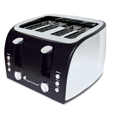 Coffee Pro 4-Slice Multi-Function Toaster front-14883