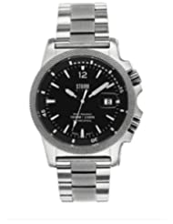 Storm Aq47030/bk Aquanaut Mens Watch