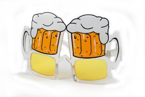 Halloween Costume Party Sunglasses Beer Mug P1007
