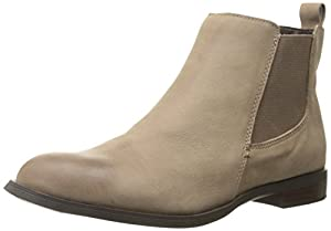 Sperry Top-Sider Women's Victory Lap Chelsea Boot, Greige, 8 M US