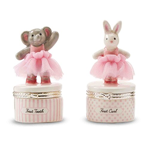 Mud Pie Princess Tutu Tooth & Curl Set Pink