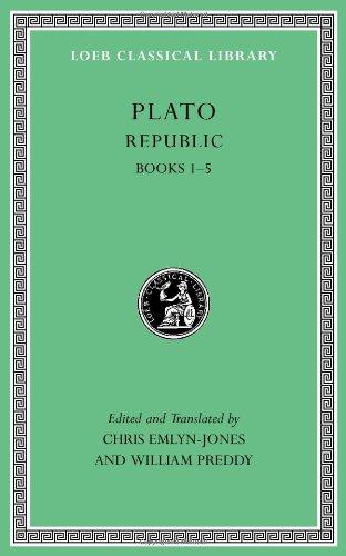 Platos repulic book v