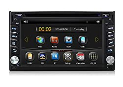 See Pumpkin 6.2 Inch In Dash HD Touch Screen Car DVD Player GPS Navigation Stereo Support Bluetooth/SD/USB/DVR/3G/1080P Details