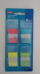 Staples Sticky Tabs - Pack of 40 (25316)