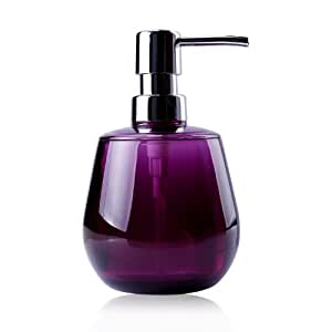 Kleine Wolke Bowl 5057872854 Soap Dispenser Aubergine Kitchen Home