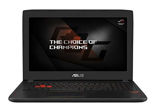 """ASUS ROG GL502VM-FY015T 2.6GHz I7-6700HQ 15.6"""" Negro - Ordenador portátil (Portátil, Negro, Concha, Juego, I7-6700HQ, Intel Core i7-6xxx)"""