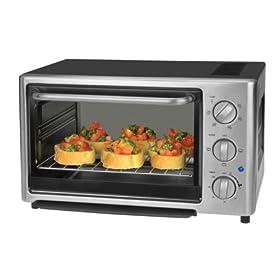 Kalorik OV-31513 15-Liter 4-Slice Toaster Oven