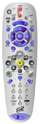 Dish Network 6.0 IR/UHF PRO Remote (Dish Dvr 625 compare prices)