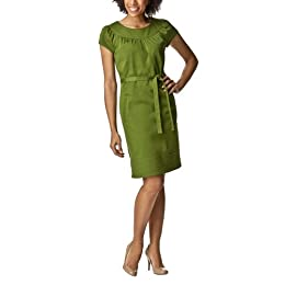 Product Image Merona® Women's Trapunto Dress - Cactus Green