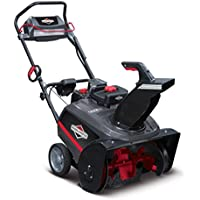 Briggs & Stratton 1696741 Single Stage Snow Thrower with Snow Shredder Auger